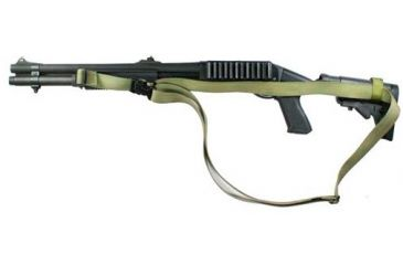 Specter Gear Cst Sling, Mossberg 590 With M-4 Type Stock W/erb, Od Green 636OD-ERB