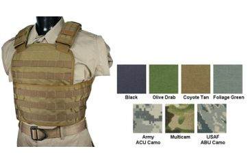 Specter Gear M 3 Mk 1 Enhanced Modular Chest Carrier Coyote 672coy