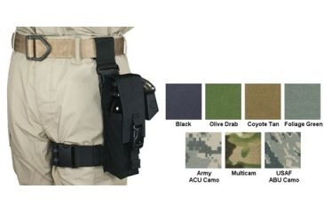 Specter Gear Mk 9 Chemical Agent Dispenser Tactical Thigh Rig Multicam 663mult