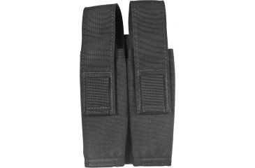 Specter Gear Modular 9mm SMG 30rd. Mag Pouch Holds 2  - Black, 336-BLK
