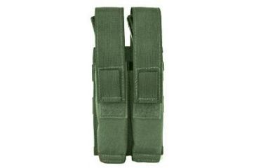 Specter Gear Modular 9mm SMG 30rd. Mag Pouch, Holds 2 - Olive Drab, 336-OD