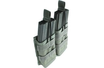 Specter Gear Modular Rapid Reload 2 Mag MOLLE Pouch, Single 5.56mm 30rd. - Coyote 472 COY