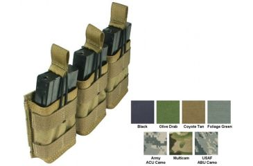Specter Gear Modular Triple 5 56 20rd Rapid Reload Mag Pouch Holds 3 Foliage Green 653fg