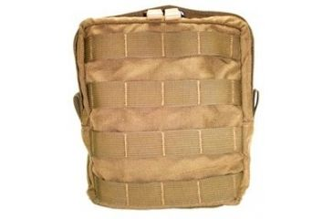 Specter Gear Modular Utility Pouch, Mesh bottom, MOLLE Compatible - OD Green, 357-OD