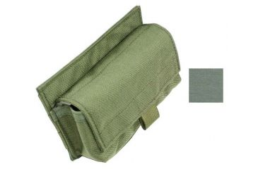 1-Specter Gear Shotshell Pouch, MOLLE Compatible, holds 12 shells