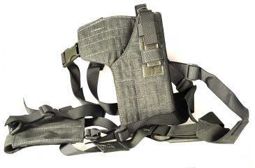 2-Specter Gear Vertical Shoulder Holster w/ Double Pistol Mag Pouch, M9 / Beretta 92F