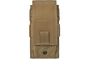 Specter Gear Single Universal Rifle Magazine Pouch Molle Compatible Coyote