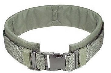 Specter Gear Tac Ops Belt Bad - Small 30-34in Waist, Foliage Green
