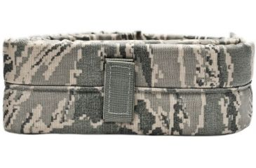 Specter Gear Tac Ops Belt Pad - Large 42-48in Waist - Air Force Tiger Stripe, 187-ABU