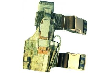 Specter Gear Tactical Thigh Holster, M-9 / Beretta 92F, 5in. Barrel, Right Hand � MultiCam, 192-RH-MULT