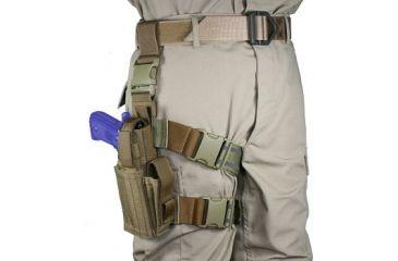 Specter Gear 607 Universal Tactical Thigh Holster