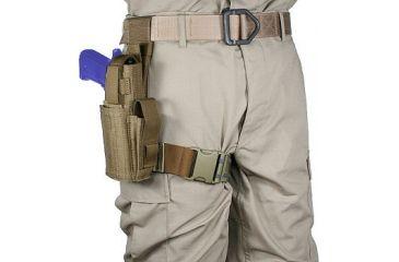 Specter Gear Universal Tactical Thigh Holster 607