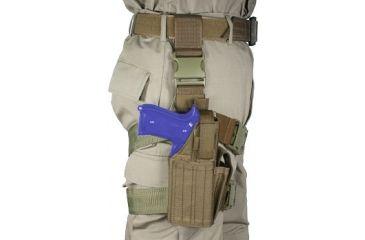Specter Gear Universal Tactical Thigh Holster