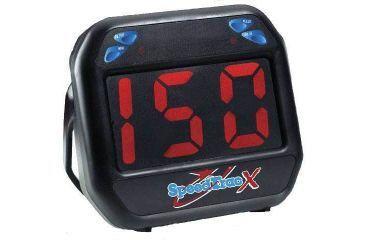 2-SpeedTrac X Radar Gun Hands-Free Speed Gun X-treme