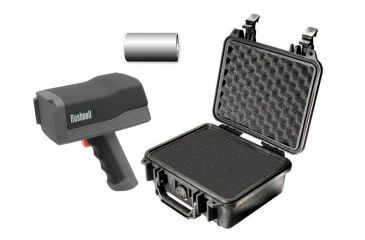 Bushnell Mega Kit - Speedster 3 101921, Radar Gun Batteries, and Pelican Waterproof Case
