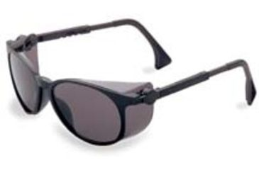 Sperian Personal Protective Equipment Glasses Flashback BLK/GRY 4C S4001C