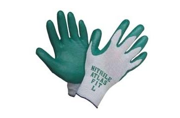Sperian Personal Protective Equipment Glove Lrg Wt COTTON-POLYESTER 350-L