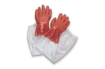Sperian Personal Protective Equipment Gloves Pvc 2DIP On CTN24INPK12 640-L