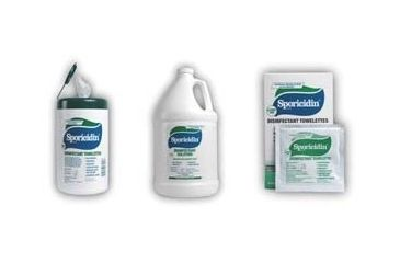 Sporicidin Disinfecting Solution, Sporicidin CAN-18012C Disinfectant Canister Dispenser