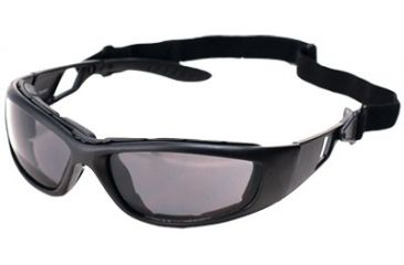 Sport Rx Rabble Bifocal Rx Sunglasses - Black Frame, Med-lrg RABBLEBF