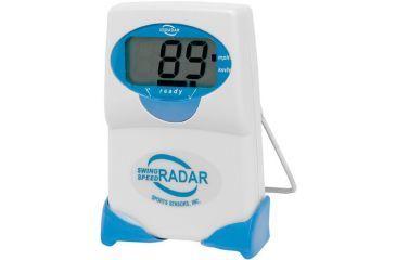 1-Sport Sensors Swing Speed Radar for Golf Swing and Baseball / Softball bats