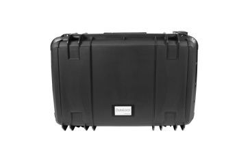 SportLock Accessory Pistol Case w/Carrying Handle, Black, 24x16x10in 00044