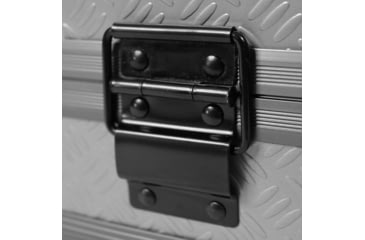 Sportlock AlumaLock Double Handgun Case,8.3x11.9x2.4in,Canada 00002CN