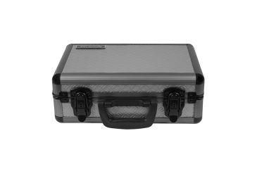 Sportlock AlumaLock Double Handgun Case,8.3x11.9x2.4in,Gray 00002G