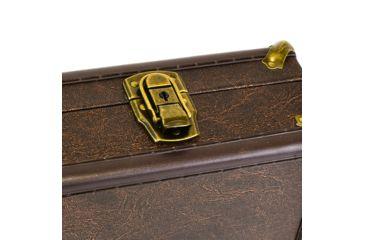 6-Sportlock LeatherLock Take Down Shotgun Case