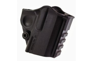 Springfield Armory Universal Belt Slide Holster and Accessory Carrier Springfield 1911A1 Black GE5107