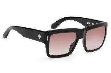 Spy Optic Bowery Sunglasses w/ Black Frame & Bronze Fade Lens