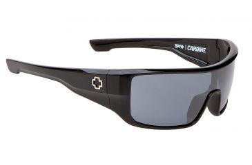 Spy Optic Carbine Sunglasses w/ Black Frame & Grey Polarized Lens