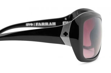 Spy Optic Farrah Single Vision Prescription Sunglasses - Black Frame 573011062000RX