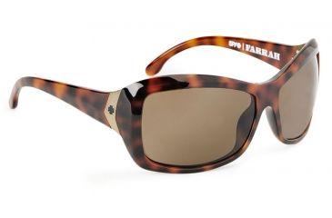 840738bf00 Spy Optic Farrah Sunglasses w  Classic Tortoise Frame   Bronze Lens