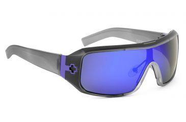 16a0c1e497bc Spy Optic Haymaker Sunglasses w  Black Ice Frame   Grey Purple Spectra Lens