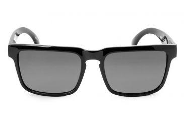 Spy Optic Helm Sunglasses w/ Black Frame & Grey Lens