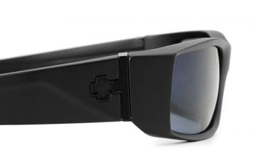 Spy Optic Hielo Single Vision Prescription Sunglasses - Matte Black Frame 570375374000RX