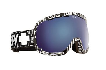 Spy Optic Marshall Snow Goggles - Scratch - Bronze w/Dark Blue Spectra Lens 313013082077