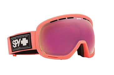 Spy Optic Marshall Snow Goggles - Ultra Melon - Pink w/Pink Spectra Lens 313013095943