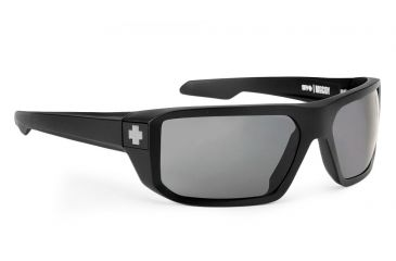 Spy Optic Mccoy Bifocal Prescription Sunglasses - Black Frame 573012062000BI