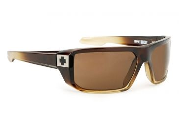 adaa88fb8f Spy Optic Mccoy Sunglasses w  Bronze Fade Frame   Bronze Lens