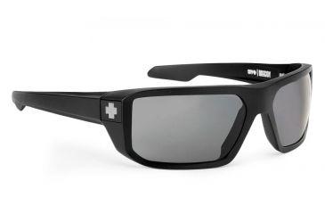 Spy Optic Mccoy Bifocal Prescription Sunglasses - Matte Black Frame 573012374000BI