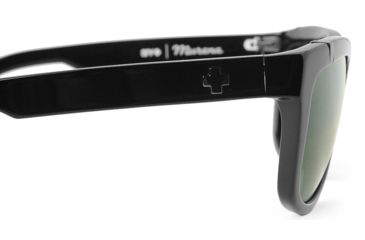 Spy Optic Murena Single Vision Prescription Sunglasses - Black Frame 571012062000RX