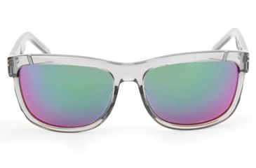 Spy Optic Murena Single Vision Prescription Sunglasses - Translucent Grey Frame 571012227000RX