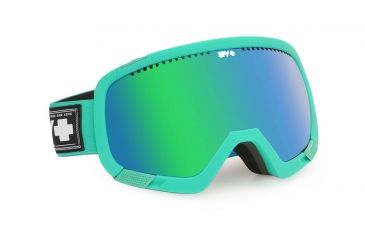 Spy Optic Platoon Goggles - Ultra Teal - Bronze w/ Green Spectra  Blue Lens 312012593815