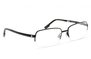Spy Optic Progressive Prescription Eyeglasses - Damian 54 - Matte Black Frame SRX00013PROG