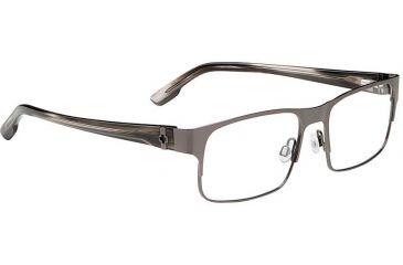 Spy Optic Progressive Prescription Eyeglasses - Damon 53 - Gunmetal Frame SRX00076PROG