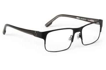 Spy Optic Progressive Prescription Eyeglasses - Damon 53 - Matte Black Frame SRX00074PROG