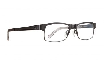 Spy Optic Progressive Prescription Eyeglasses - Miles 52 - Black Frame SRX00016PROG