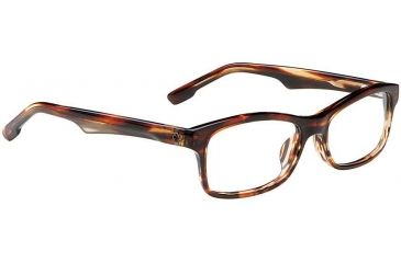 Spy Optic Progressive Prescription Eyeglasses - Skylar 51 - Cuban Smoke Frame SRX00078PROG